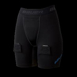 Bauer S19 naisten alasuojashortsit -0