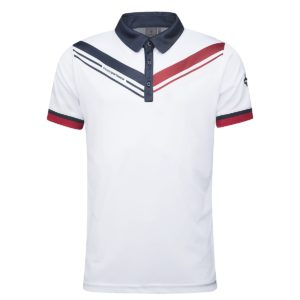 Cross Cut Polo pikeepaita 2020 White-0