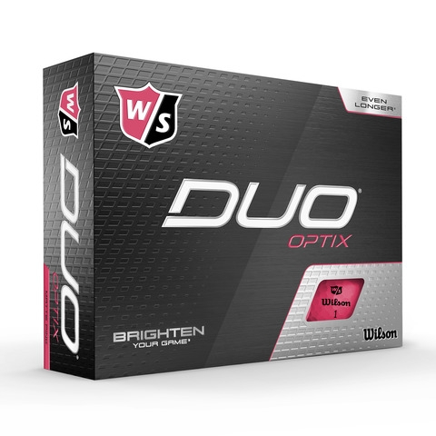 Wilson Staff Duo Optix pallotusina pink-0