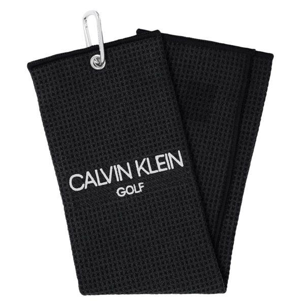 Calvin Klein Tri-Fold pyyhe-0
