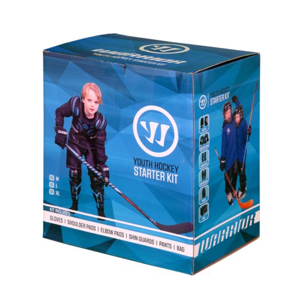 Warrior Starter Kit suojasetti YTH-0