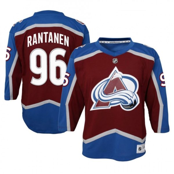 "NHL pelipaita Replica ""Rantanen"" ""Rinne"" ""Laine""-0"